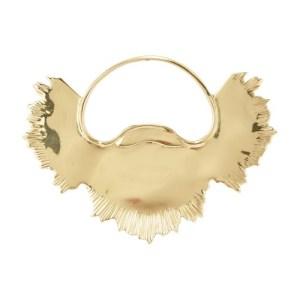 Sunray brooch
