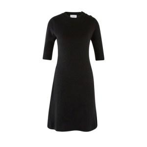 Midnight Summer cashmere dress