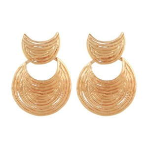 Luna Wave Mini earrings