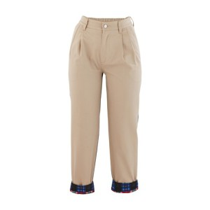 Patch trousers