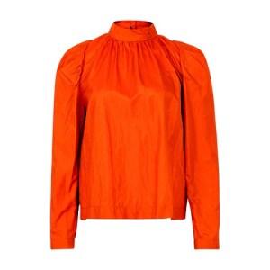 Taffetas blouse