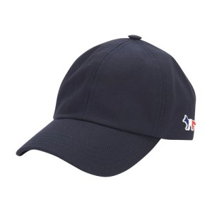 Tricolor fox patch cap