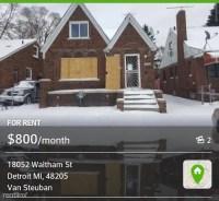 18052 Waltham St, Detroit, MI 48205 4 Bedroom House for ...