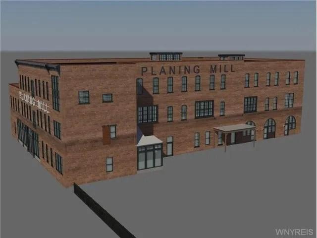 Planing Mill Buffalo Ny