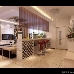 Complete Kitchen Ge Slate 吧台尺寸多少合适?吧台高度是多少?_装修之家网