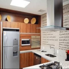 Black Sink Kitchen Pictures Of Outdoor Kitchens 如何设计厨房背景墙?厨房背景墙造型设计_装修之家网