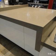 Kitchen Counter Tops Corner Dining Bench 厨房台面选购技巧有什么 台面用什么材料好 装修之家网 厨房台面