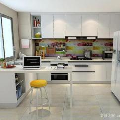 Small Kitchen Bar Remodeling Tampa 如何进行小厨房装修 小厨房装修注意事项 装修之家网 小厨房装修