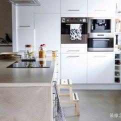Kitchen Cabinets Update Ideas On A Budget Long Tables 萨博橱柜有哪些材质 选购橱柜有哪些误区 装修之家网 萨博橱柜