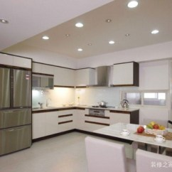 How To Design Kitchen Pull Out Shelves For 大厨房如何设计大厨房设计的注意事项 装修之家网 一 大厨房如何设计