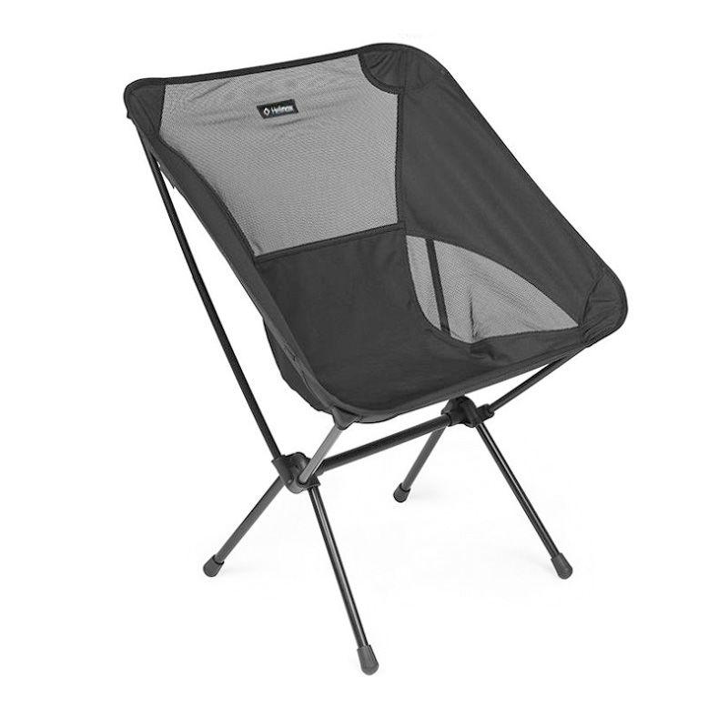 Helinox Chair One 超輕量露營椅 全黑 All Black