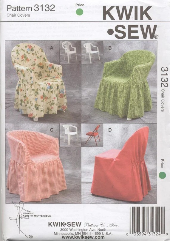 chair seat covers with elastic dining room chairs white patio and folding cover pattern in four styles kwik