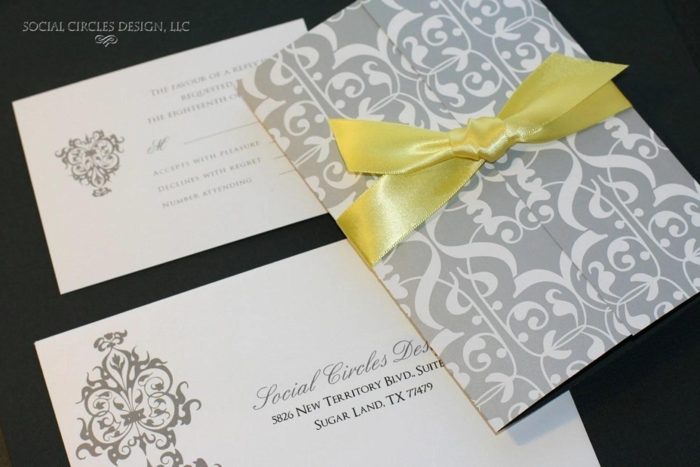 New Wedding Invitation Cards Designs