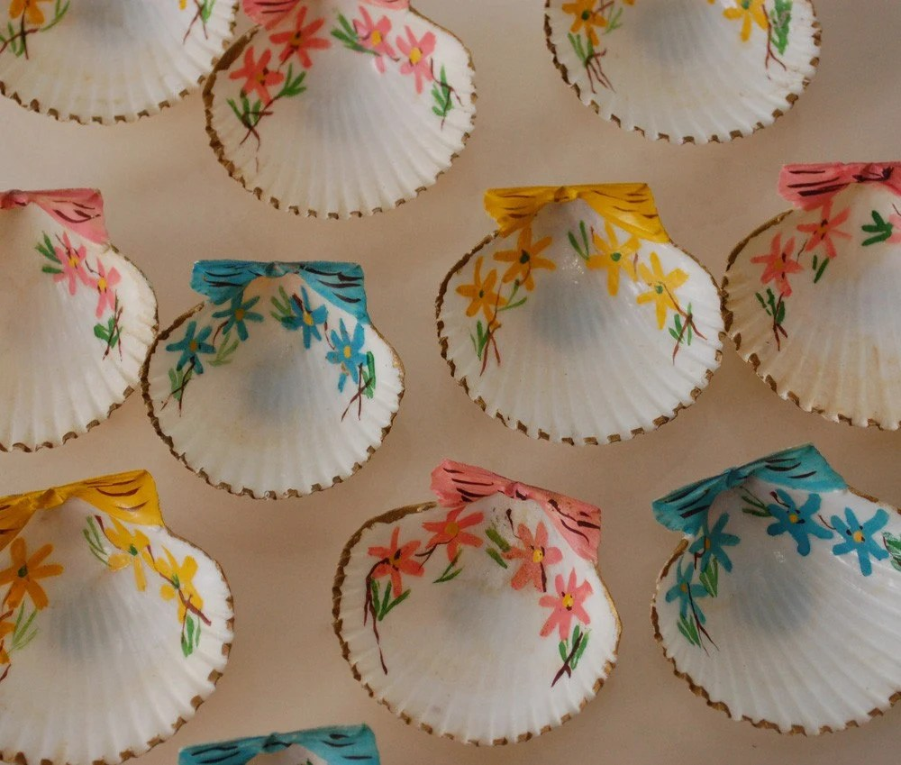 Craft ideas using seashells for Arts and crafts with seashells
