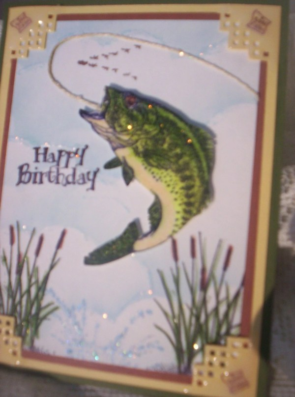 20 Happy Birthday Bass Fishing Pictures And Ideas On Meta Networks
