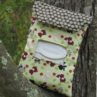 Items similar to Diaper and Wipes Pouch - pdf sewing ...