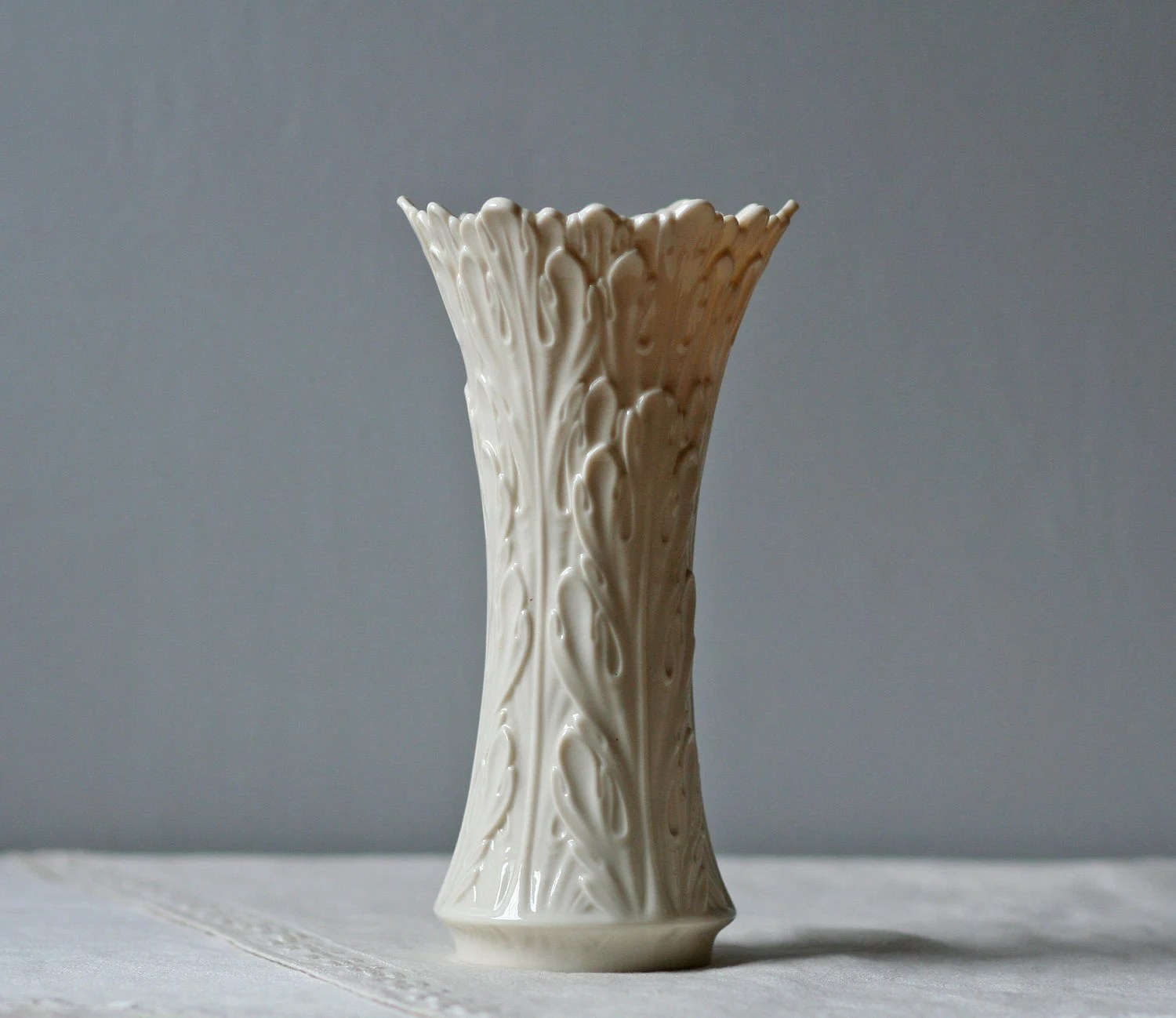 White Ceramic Home Decor