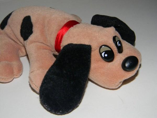 Pound Puppies Vintage Plush Toy