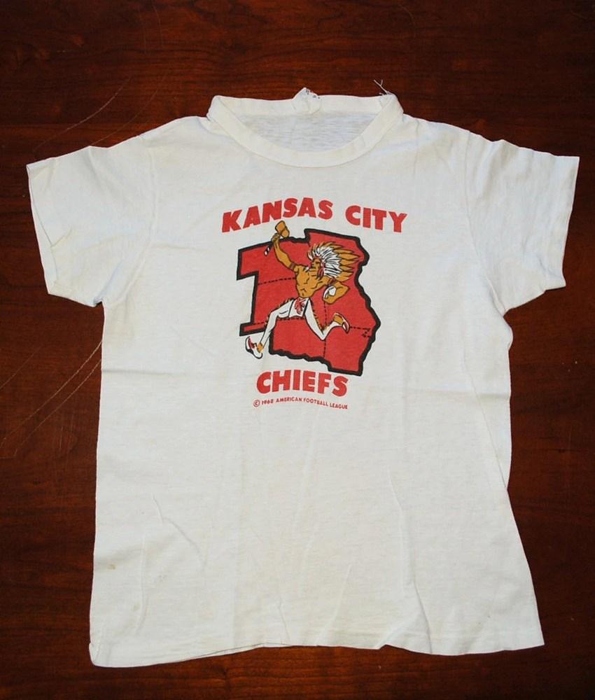 Kc Chiefs Football T Shirts