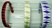 Clear Acrylic Headband Holder Display Head Band NEW from ...