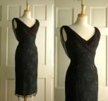 1960s Vintage Cocktail Dresses