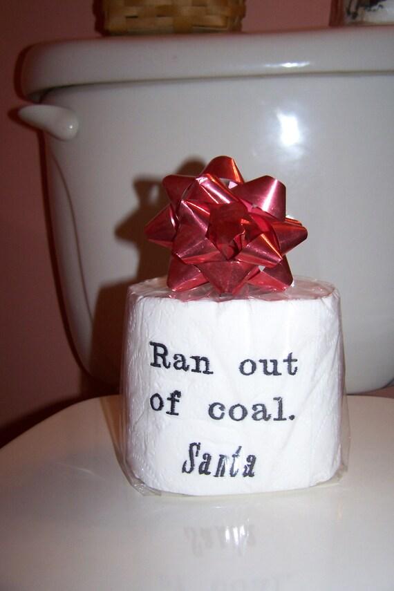 Coal Christmas Gift Ideas