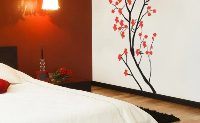 Wall Decal Japanese Cherry Blossom Wall Decal