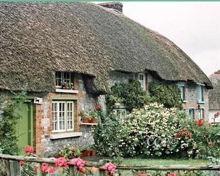 Irish Cottage Etsy