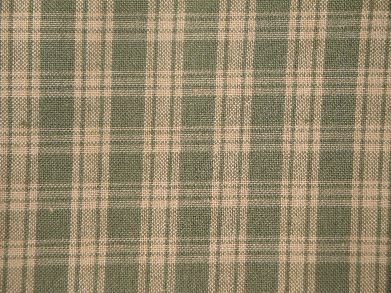 Holiday Plaid Fabric Cotton Plaid Fabric Quilt Fabric Home