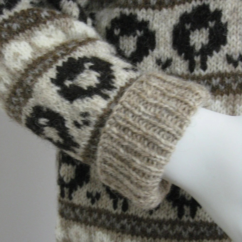 Fair Isle Fish Knitting