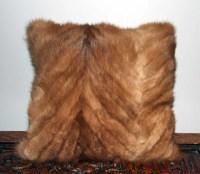 Mink Fur Pillow Case Cover sham