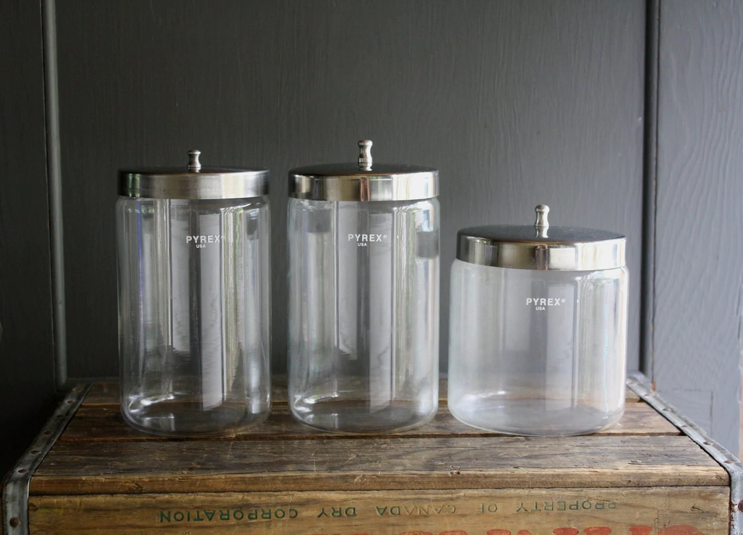 Modern Kitchen Canisters