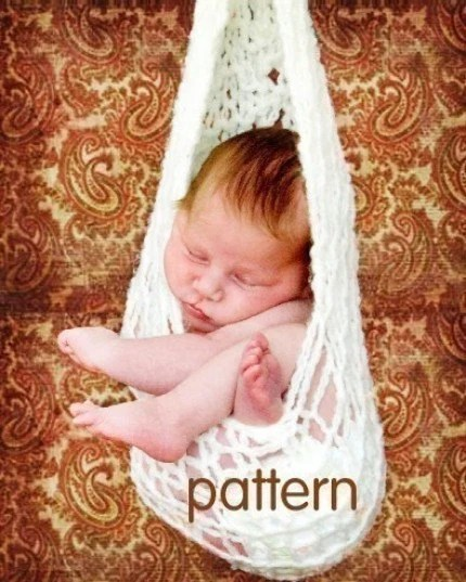 Knitted Baby Sling Pattern