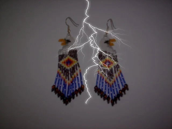Eagle Seed Bead Pattern