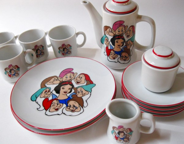 Epic Vintage Reutter Snow White Wishingfishvintage