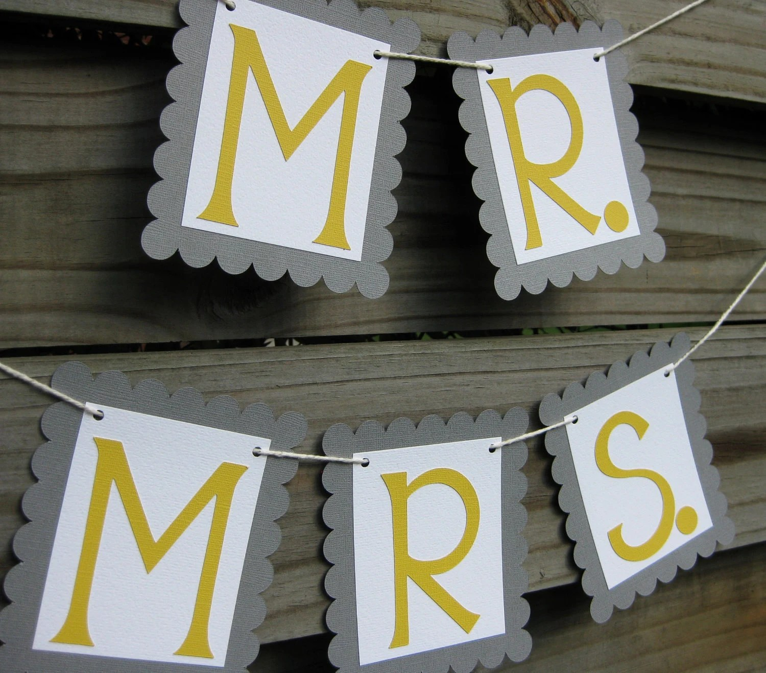 mr and mrs chair signs swing outdoor ikea wedding custom colors