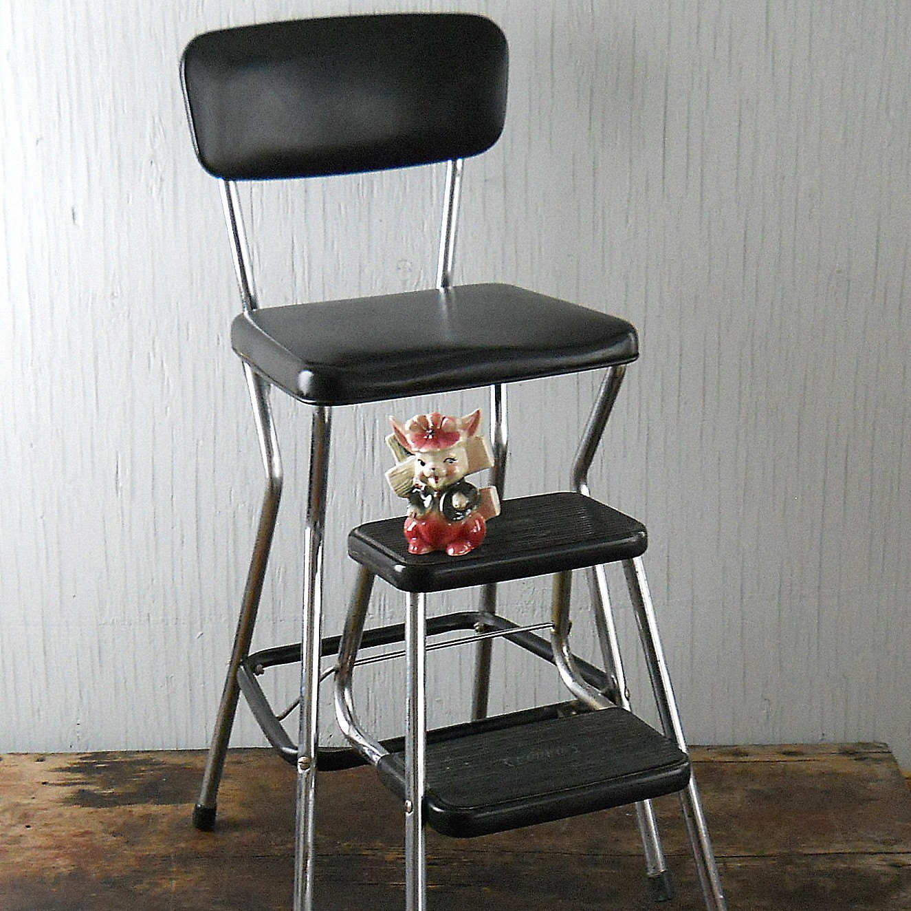 stool chair images big nate dibs on this vintage cosco step by lisabretrostyle2 etsy