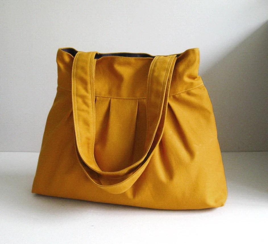 Handbag Mustard Worthington