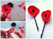 ebook . make fabric poppy