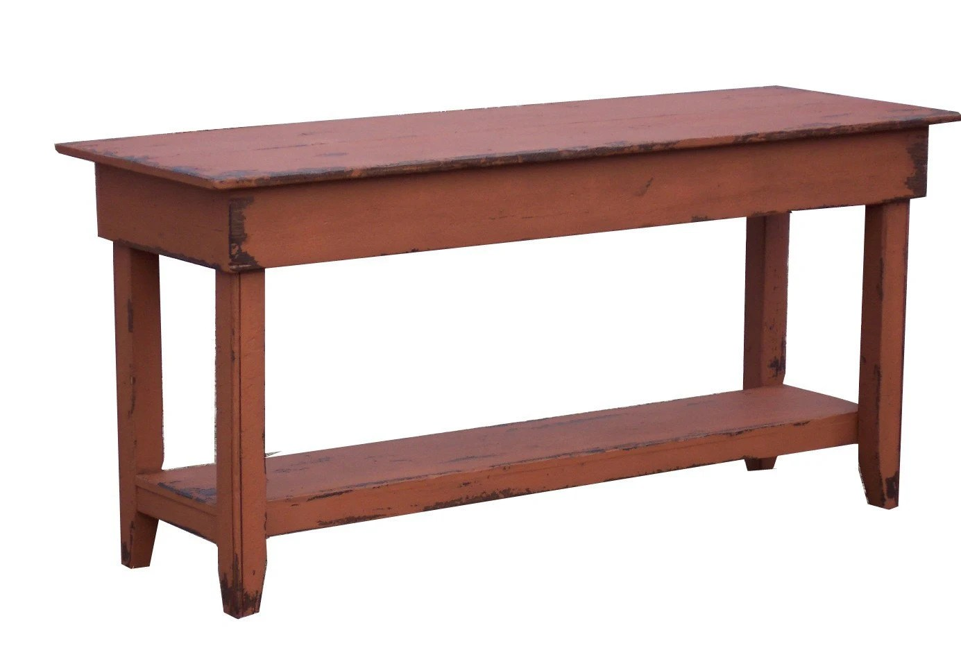 Farmhouse Rustic Hall Sofa Console Table Kitchen Island