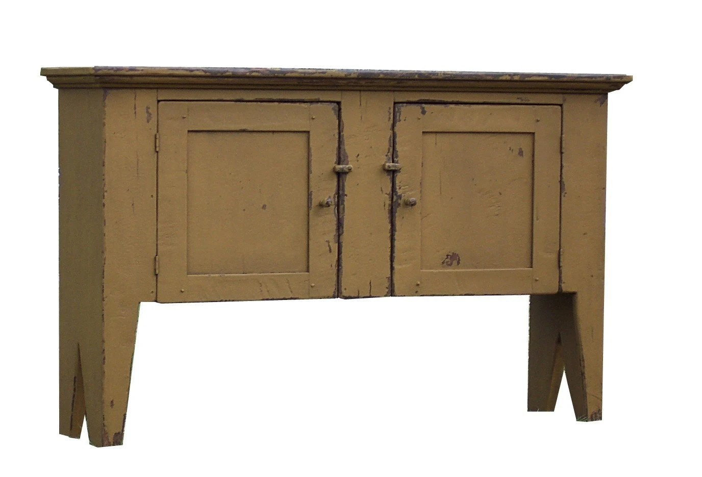 country primitive sofa tables bed air mattress topper huntboard sideboard hall table