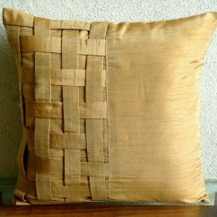 Gold Sofa Throw Pillows 30 Deep Decorative Pillow Covers Couch 18x18