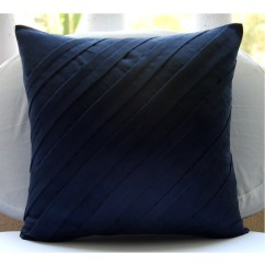 How To Clean Suede Sofa Covers Knole Sofas London Contemporary Navy Blue Pillow Sham 24x24 Inches