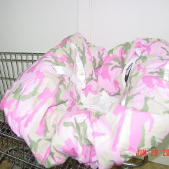 Pink High Chairs Mid Back Mesh Chair Camo Shopping Cart Cover