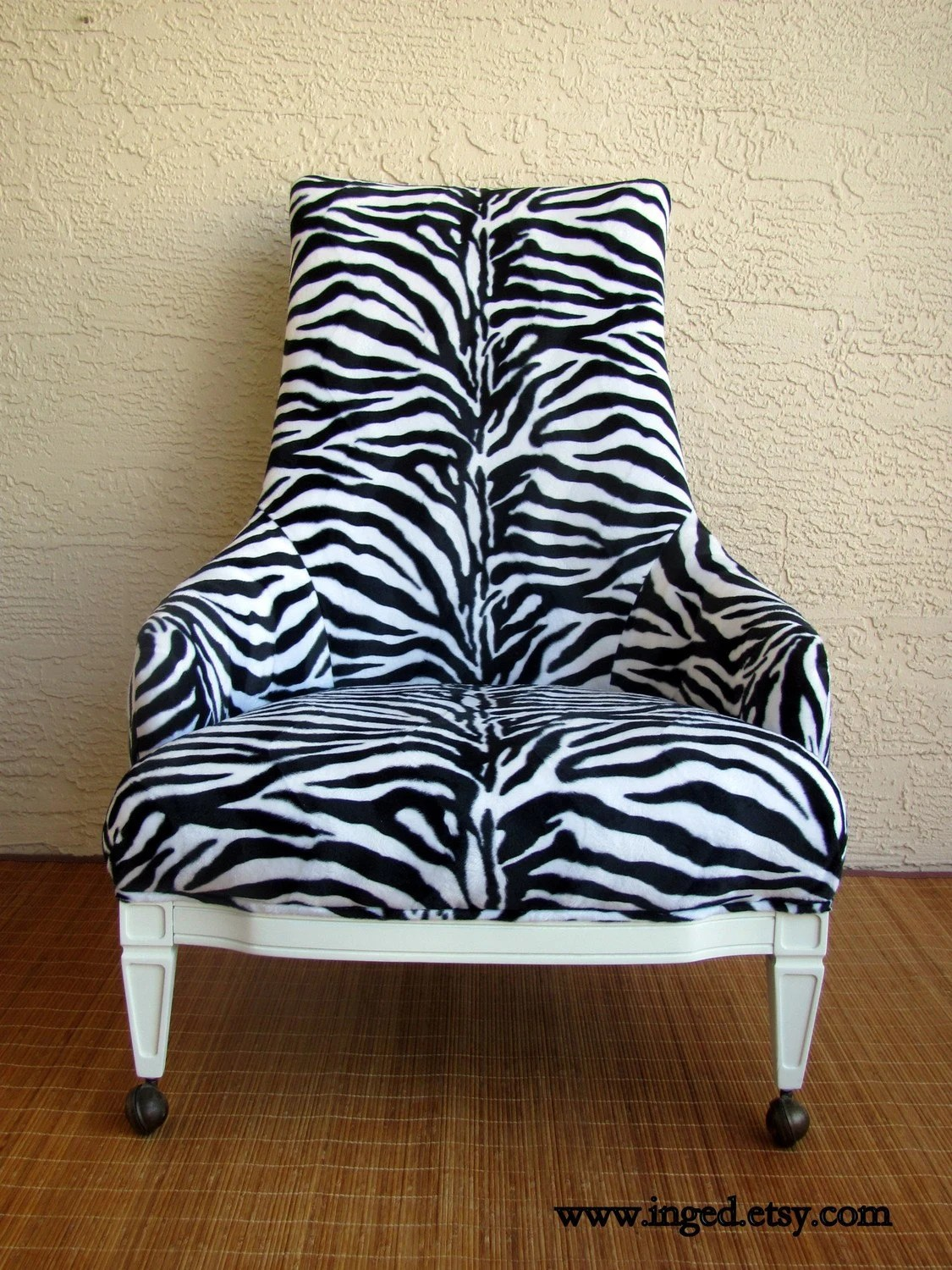 zebra print chairs for sale white metal folding garden chair the house decorating