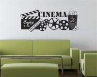 Items similar to 57x22 Cinema Movie Popcorn Theater Show