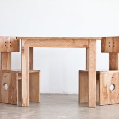 Kids Wooden Chairs Wheelchair In Spanish Children 39s Furniture Set By Fastindustries On Etsy