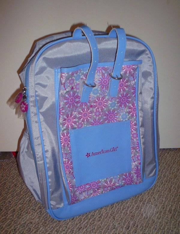 American Girl Backpack Doll Carrier Vintagereinvented