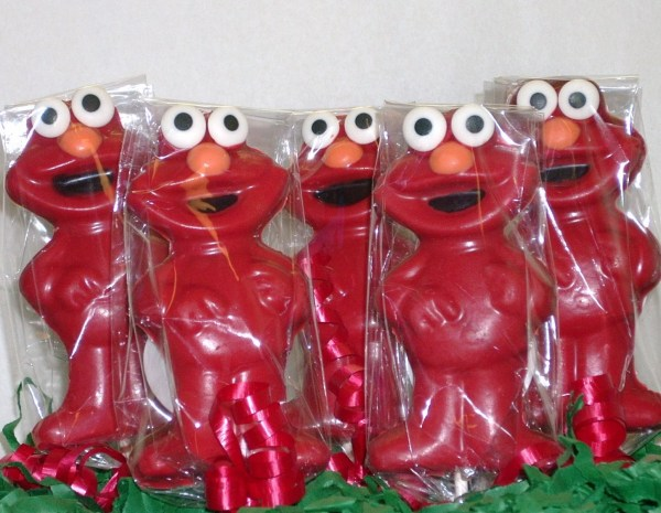 Elmo Lollipops Candycottage