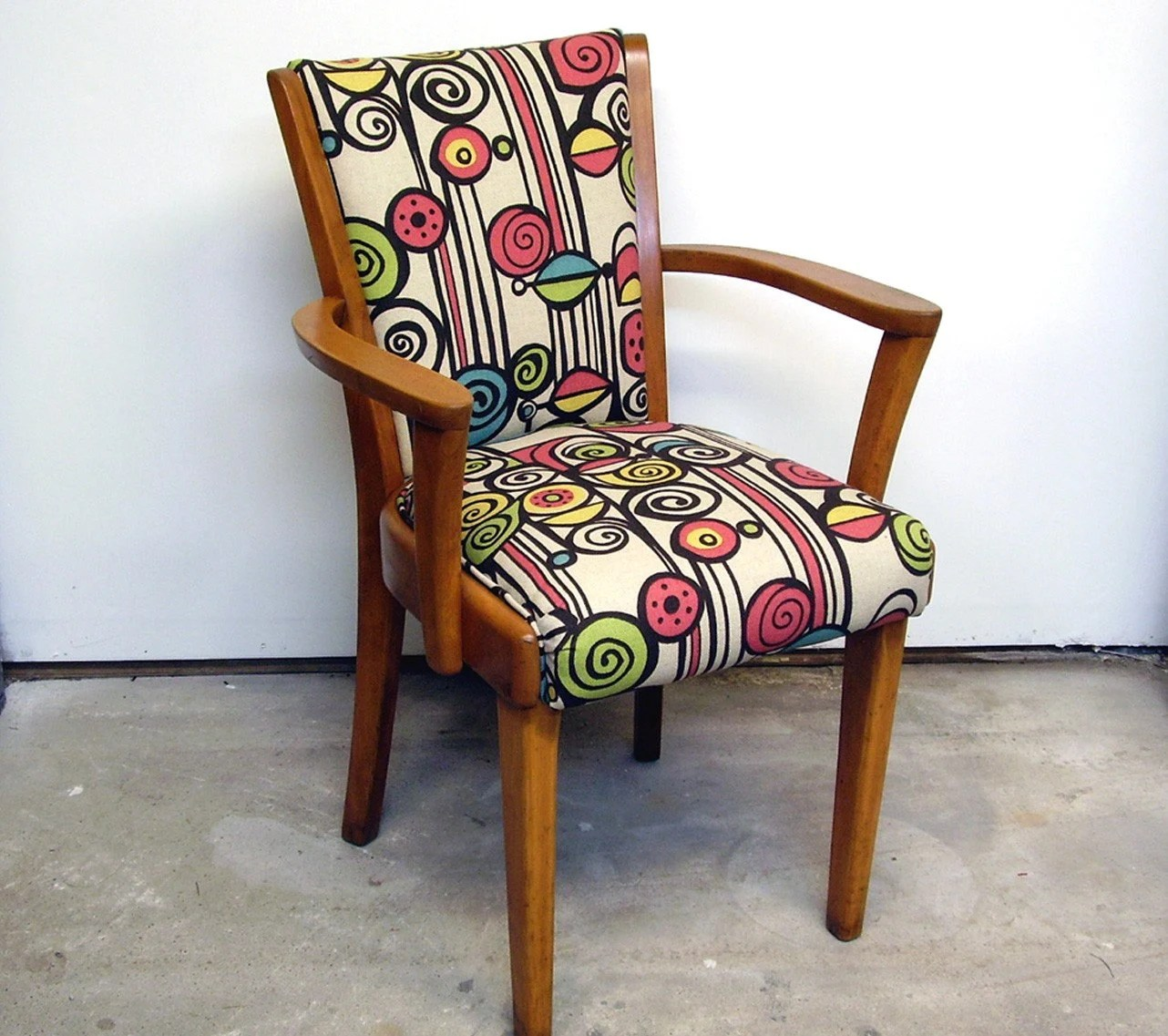desk chair retro bean bag gaming vintage wooden by ljindustries on etsy
